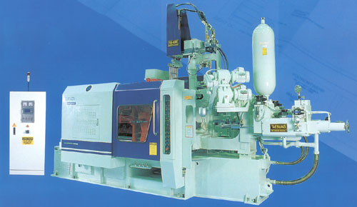 Cold chamber die casting machines