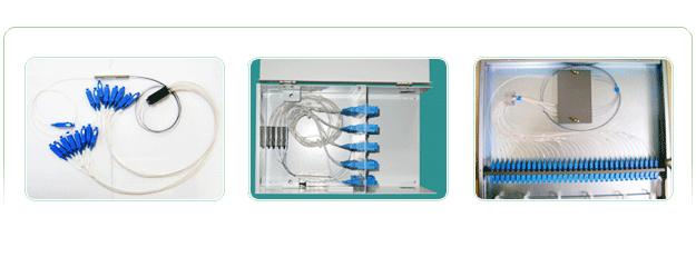 구매하기 광스플리터 (Optical Splitter)