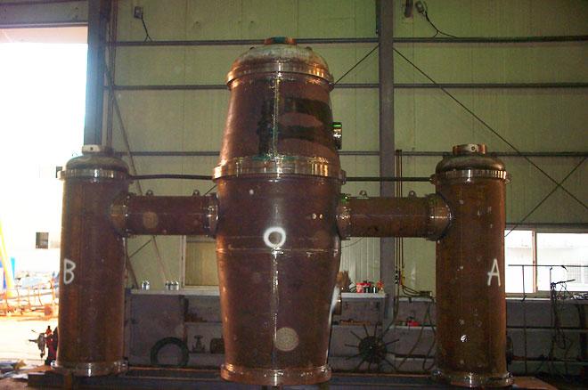 구매하기 Pressure vessels & tanks / 각종 압력용기