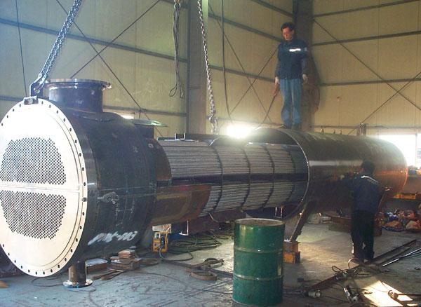 구매하기 발전용 열교환기 / Heat exchangers for power plants