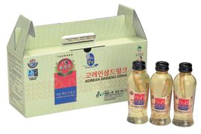 구매하기 Korean ginseng drinks / 고려인삼 드링크