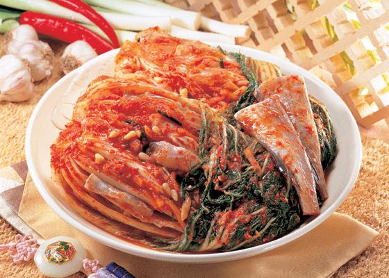 구매하기 설악김치 / 김치류 / 명태김치