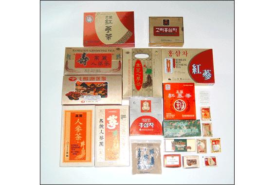 구매하기 Korean ginseng tea