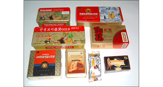 구매하기 Korean red ginseng capsules