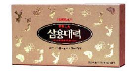 구매하기 삼용대력 / 홍삼 음료