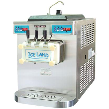 구매하기 소프트 아이스크림 머신 Ice Land YJ1250H