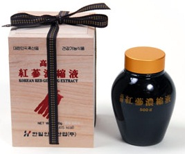 고려홍삼정 / Korean red ginseng extract