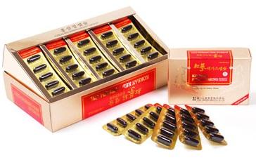 구매하기 고려홍삼정캡슐 / Korean red ginseng extract capsule