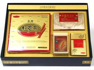구매하기 고려홍삼 선물셋트 1호 / Korean red ginseng gift set