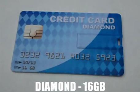 구매하기 Credit card type USB memory stick for safe, handy storage and transportation of your files
