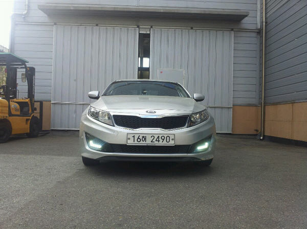 KABIS DAYTIME RUNNING LIGHT(KIA K5,OPTIMA)