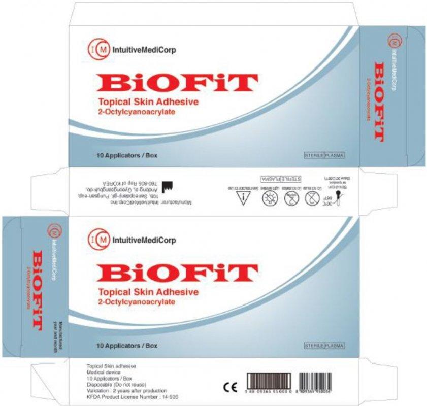구매하기 Topical Skin Glue, BIOFIT