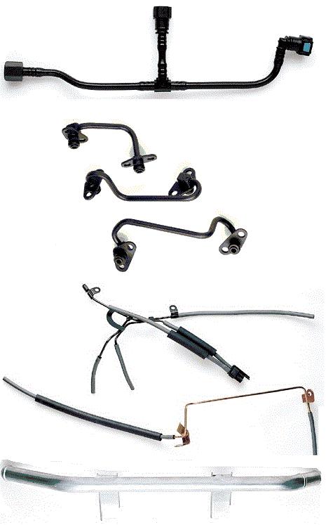 구매하기 Fuel jumper tubes and engine pipes