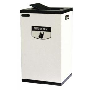 구매하기 뱅뱅이뚜껑 쓰레기통 (50L) STC-550B