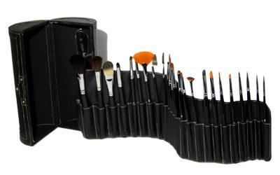 구매하기 Easy-Carry Round Vanity Brush Kit/메이크업 브러쉬 세트