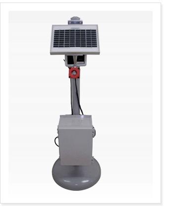 구매하기 태양전지 무선 뷸꽃감지기