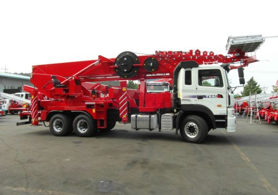 구매하기 Aerial Lift Truck Horyong Sky 600 South Korea