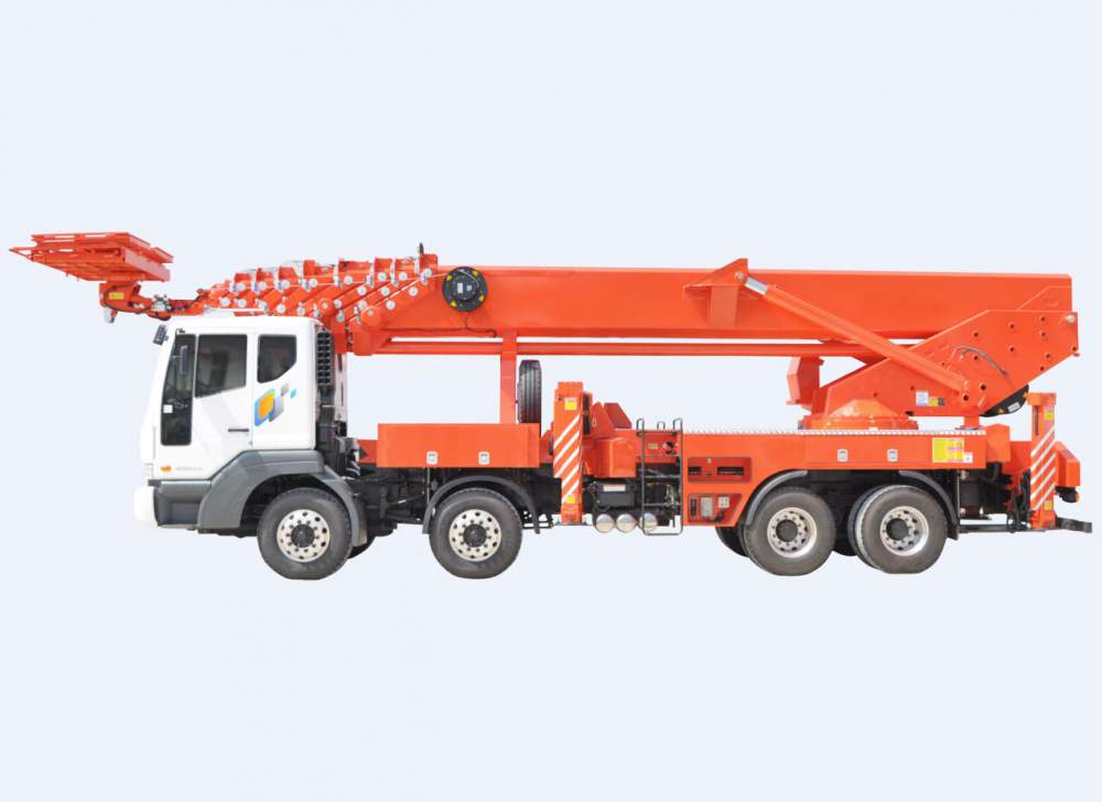 Aerial Lift Truck Horyong Sky 750 South Korea