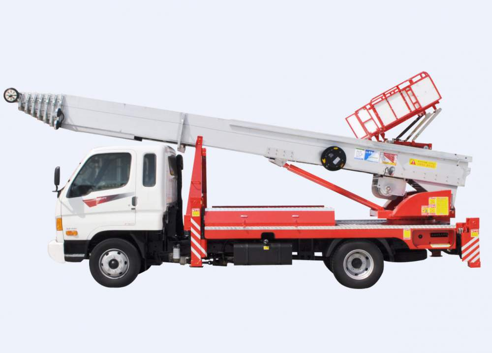 구매하기 Ladder-Lift Truck Horyong PE 450 South Korea