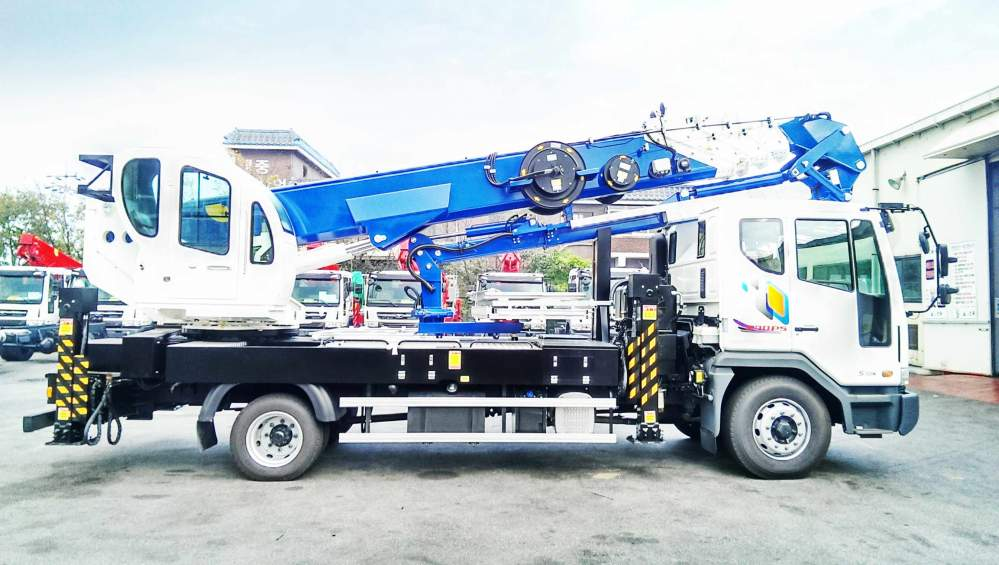 Aerial Lift Truck SKY 400KR South Korea