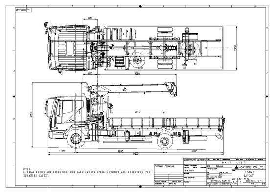 구매하기 Cargo Crane Horyong HRS204 South Korea