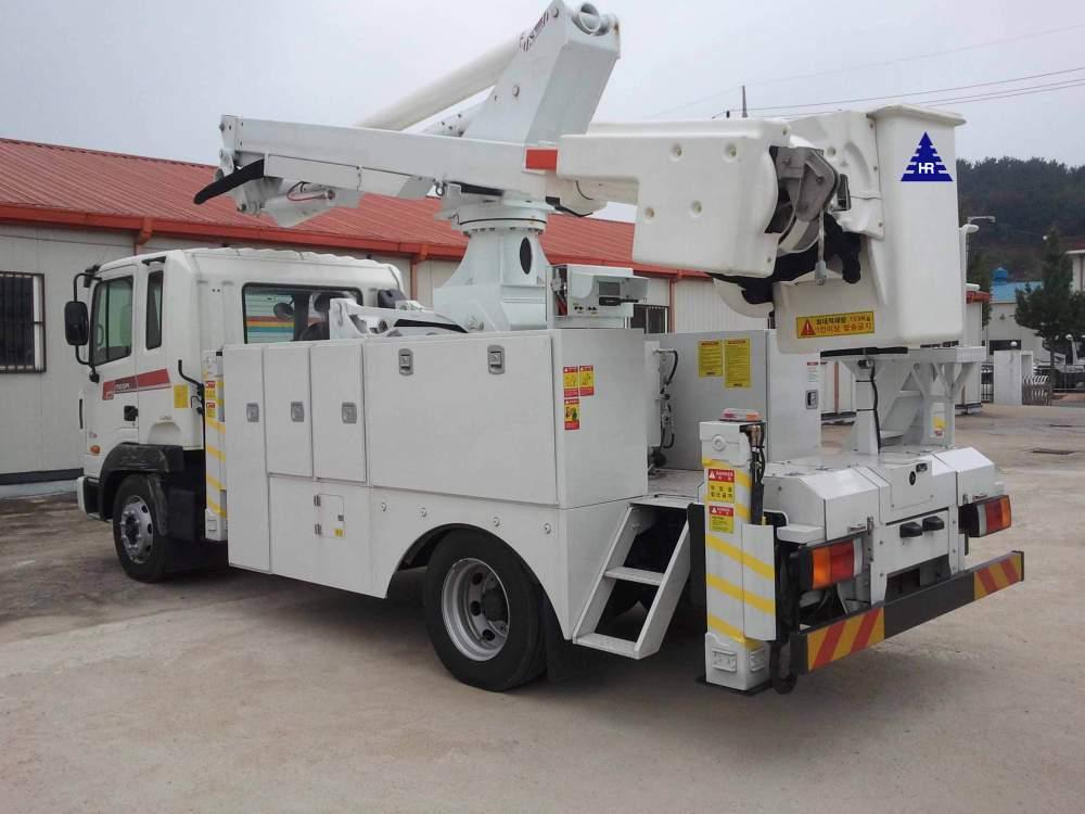 구매하기 Aerial Lift Truck Horyong SKY185CFE3 South Korea