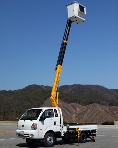 구매하기 Автовышка Donghae DHS950L_10метров