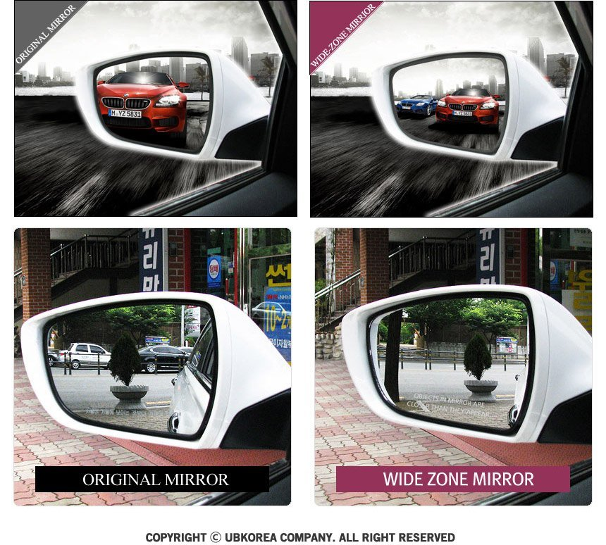 구매하기 Wide Zone Mirror