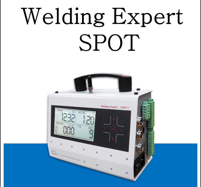 구매하기 Welding Experts, SPOT welding monitor, WES-3000