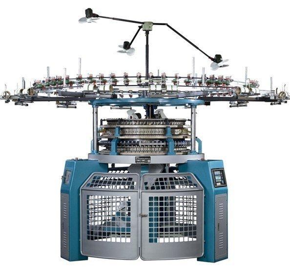 구매하기 Single Jersey Computerized Jacquard Knitting Machine