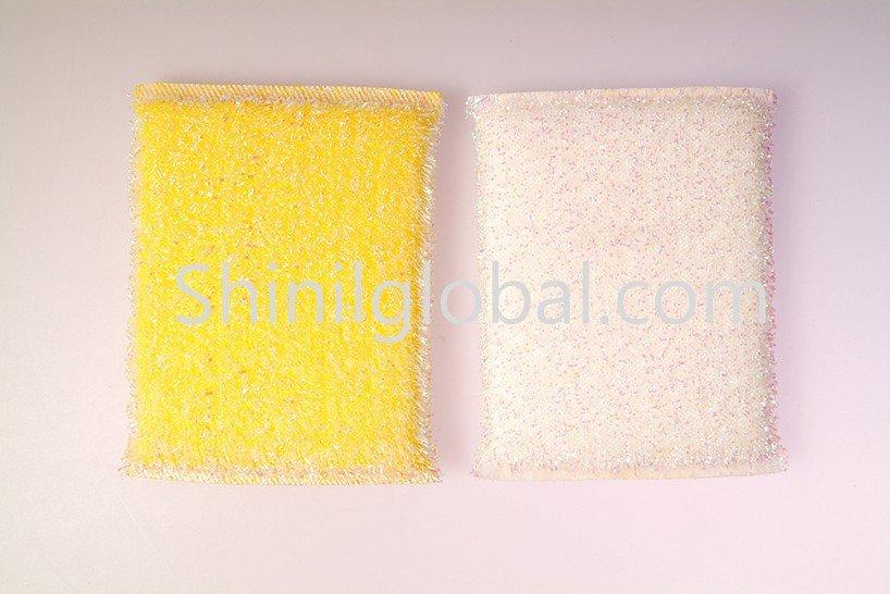 구매하기 Fabric Sponge Scrubber