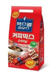 구매하기 Maxwell Coffee Mix 100 stick (12g x 100 )