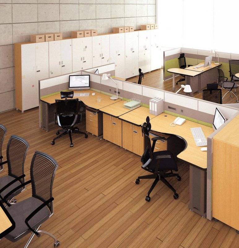 구매하기 Office Furniture (EAD-Series)