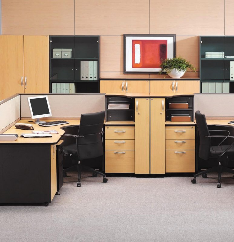 Office Furniture (HD-Furniture)