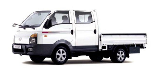 구매하기 Hyundai Porter II used