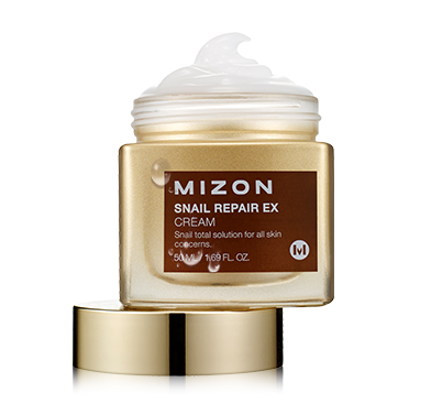 구매하기 Mizon 92% Mizon Snail Repair EX Cream