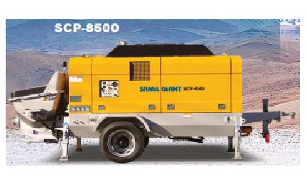 구매하기 Scp8500 stationary pump (samil concrete pump car)