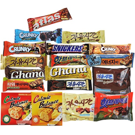 Chocolate Bar, Chocobar, Snack, Refreshment, Korea Snack, Supermarket, Wholesale