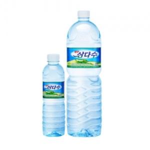 구매하기 Korea Mineral Water, Made in Korea, Sparkling Water, 500ml, 2L, Drink, Spring WaterSam