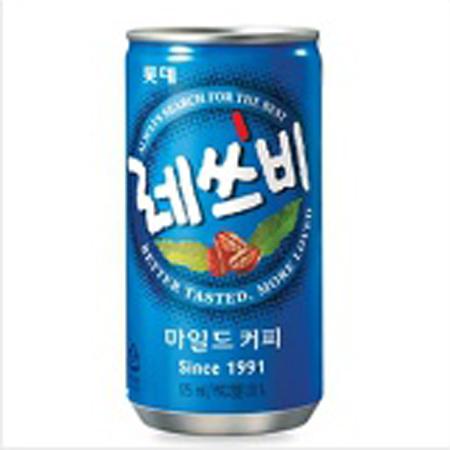 구매하기 Can Coffee, Instant Coffee, Made in Korea, Korea beverage, 180ml, Canned Coffee,Lets