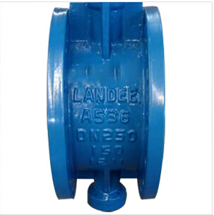 Flanged Butterfly Valve, Ductile Iron, DN250