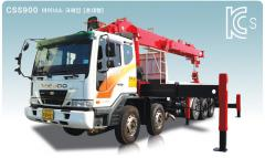 Telescopic crane
