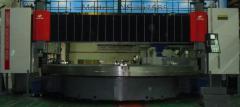 CNC vertical turning lathe