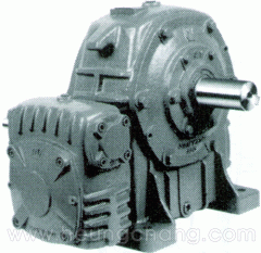 Worm-and-wheel  transmission, drives