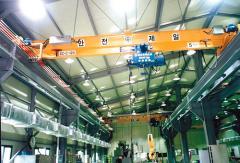 Cranes single-beam