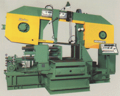 Band sawing machines