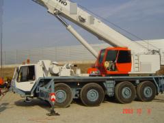 All-Terrain hydraulic mobile Crane
