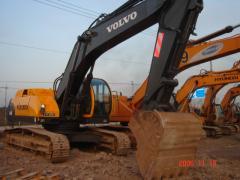 MX352LC Samsung-Volvo excavator