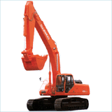 Solar400LC-3 Daewoo excavator