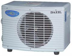 Air conditioners for aquarium water